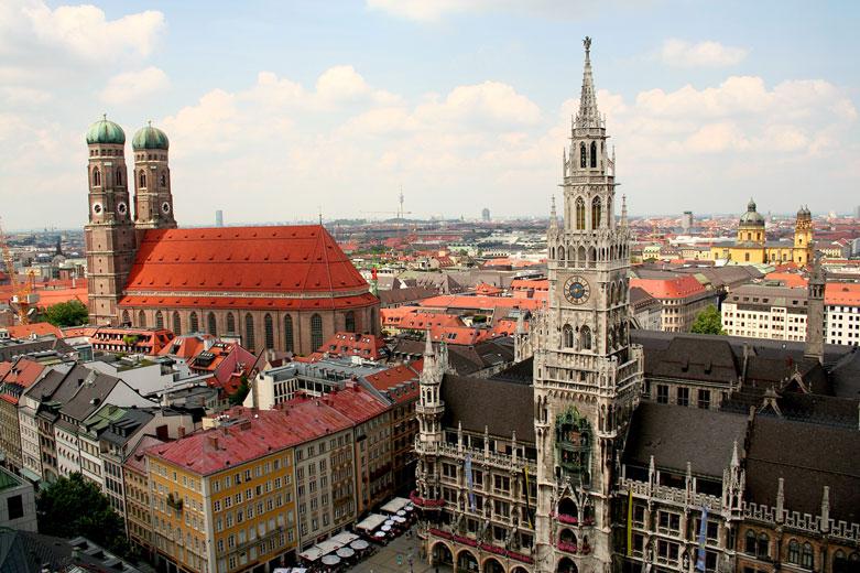 Praktikum in München