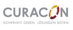 Small curacon web logo mit claim