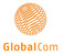 Fits in 160x50 globalcom logo
