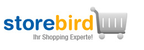 Fits in 160x50 storebird logo