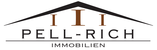 Fits in 160x50 pell rich immobilien logo