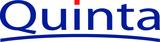 Fits in 160x50 quinta logo blau