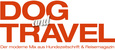 Fits in 160x50 dogandtravel logo rot