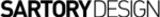 Fits in 160x50 sartory design email signatur