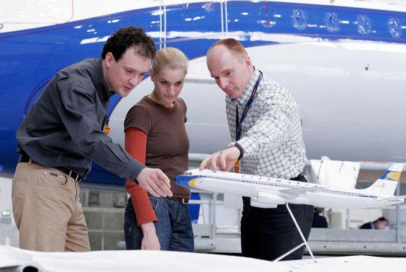 Praktikum bei Lufthansa Technik AG