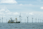 Small 3  ingenieurbau offshore windfarm horns rev 2 d nemark klein