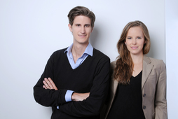 Medium founders alexander gassner and mira maier 1