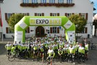 Small expo bike