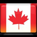 Kanada-Flagge